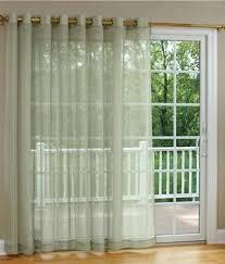 sheer curtains for patio doors sheer patio kitchen sliding door