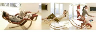 sedia gravity la sedia anti gravit罌 di opsvik idee per la casa
