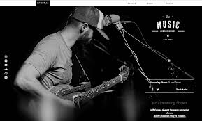 Photographers Websites How To Make A Photography Website