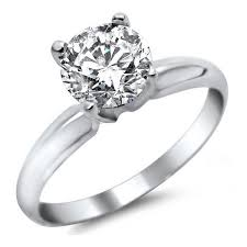 engagement rings on sale limited time sale 1 carat diamond solitaire engagement ring