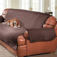 Furniture Protectors For Sofas by Microfiber Furniture Protector With Strap Loveseat Improvements