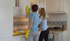 best cleaning solution for painted kitchen cabinets essential how to clean painted cabinets guide