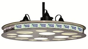 Pendant Led Lighting Fixtures Paramount Limited Edition Reel Theater 32 Pendant Led Light