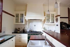 kitchen with split level island steding interiors joinery in