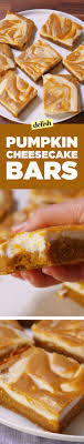 best 25 pumpkin cheesecake bars ideas on thanksgiving