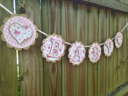 Shabby Chic Baby Shower Ideas by 89 Best Banners Galore Images On Pinterest Baby Shower Banners