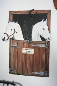 equestrian home furnishings bedroom horse themed accessories