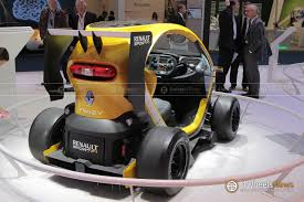 renault twizy sport renault twizy and renault news and information 4wheelsnews com