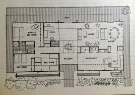 Mid Century Modern Home Floor Plans With Design Picture - Mid century modern home design plans