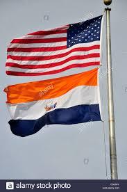 Flag Folding Ceremony Albany Flag Stock Photos U0026 Albany Flag Stock Images Alamy