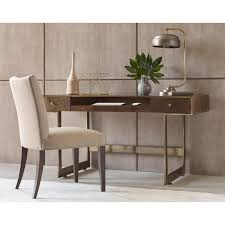 american drew dining room risden desk with bronze glass top insert by american drew wolf