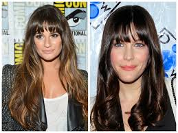 haircut for rectangle shape face the best bang hairstyles for oval face shapes women hairstyles