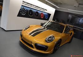 porsche exclusive series prueba del porsche 911 turbo s exclusive series a los mandos del