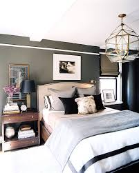 his and hers feminine and masculine bedrooms that make a stylish