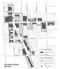 Cta Red Line Map After Uptown Historic District Created City Asks Developer To