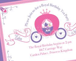 princess tea party invitations theruntime com
