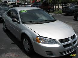 2006 dodge stratus sxt sedan in bright silver metallic 230454