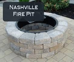 Block Firepit Inspirational Pit Block Concrete Block And Brick Products