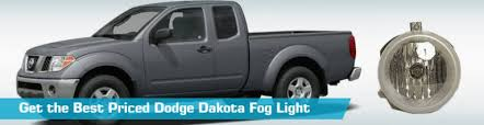 dodge dakota fog light dodge dakota fog light fog lights action crash tyc piaa mopar