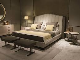 High Headboard Bed Haussmann Bed With High Headboard Haussmann Collection By Hugues
