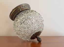 Globes For Ceiling Lights 110 Best Vintage Light Globes Images On Pinterest Electric Light