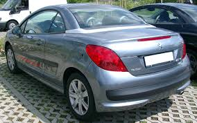 peugeot 207 2007 file peugeot 207 cc rear 20070611 jpg wikimedia commons