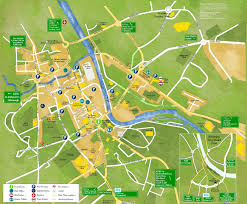 Dingle Ireland Map Townmaps Ie Street Map Of Kilkenny