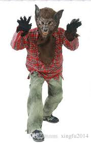 Werewolf Halloween Costumes Halloween Costumes Male Bar Horror Werewolf Dress Cosplay