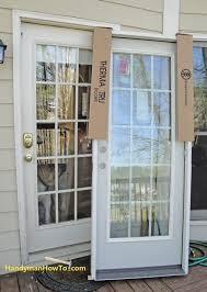 Jeld Wen Patio Door Replacement Parts by Backyards How Replace Exterior Door Part Prehung Installation