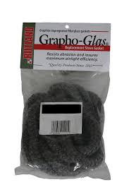amazon com rutland grapho glas woodstove gasket 7 8