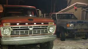 Classic Ford Diesel Truck - first drive 1965 ford crew cab diesel youtube