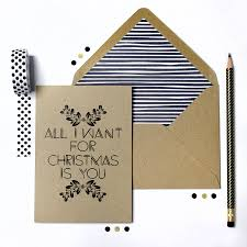 nordic kraft u0027 christmas cards multipack by alice perry designs