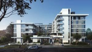 podium buildings residential architecture