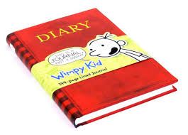 diary of a wimpy kid book journal by mudpuppy jeff kinney