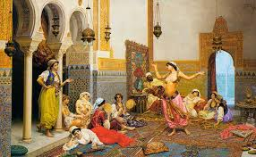 Ottoman Religion The Imperial Harem Of The Ottoman Empire More Than Just Beautiful