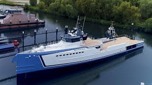 the best superyacht support vessels in the world boat international