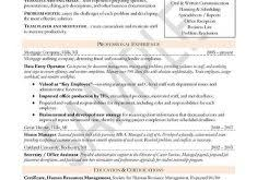 Example Waitress Resume by Download Sample Resume Of Waitress Haadyaooverbayresort Com