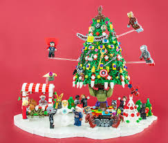 brickfinder 20 holiday mocs to bring in the cheer