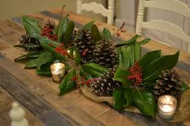 christmas decorations for sofa table remarkable coffee table centerpieces on dark wooden with books