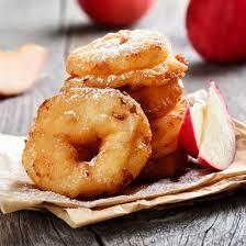 cuisine de grand mere recette beignets aux pommes de ma grand mère