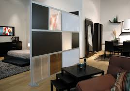 room dividers ideas swish closet room divider headboard room