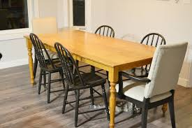 Diy Paint Dining Room Table Dining Room About A Shabby Chic Farmhouse Table With Diy