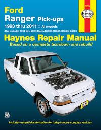 Ford Explorer 1993 - ford ranger 93 11 u0026 mazda b2300 b2500 b3000 b4000 94 09 haynes