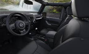 new jeep wrangler 2017 interior car picker jeep wrangler model interior images