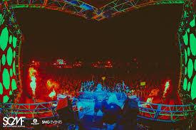 El Paso Texas Flag Sun City Music Festival 2017 In El Paso Tx