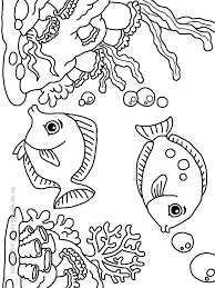 sea life coloring pages for preschool archives at sealife coloring