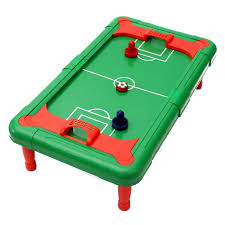 table top football games new desktop football game with 10 soccercards for 2 players tabletop