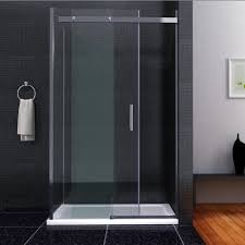 Bathroom Shower Trays by Shower Enclosure Sliding Door Aica Bathrooms