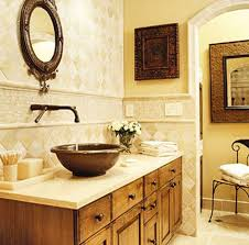 yellow bathroom ideas decorating and design blog hgtv a new take classic small bathroom design ideas equipped teak wooden cabinet vanities has a washbawl with wall oil