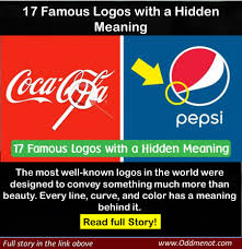 Meaning Of Color by 17 Famous Logos With A Hidden Meaning U2013 Oddmenot
